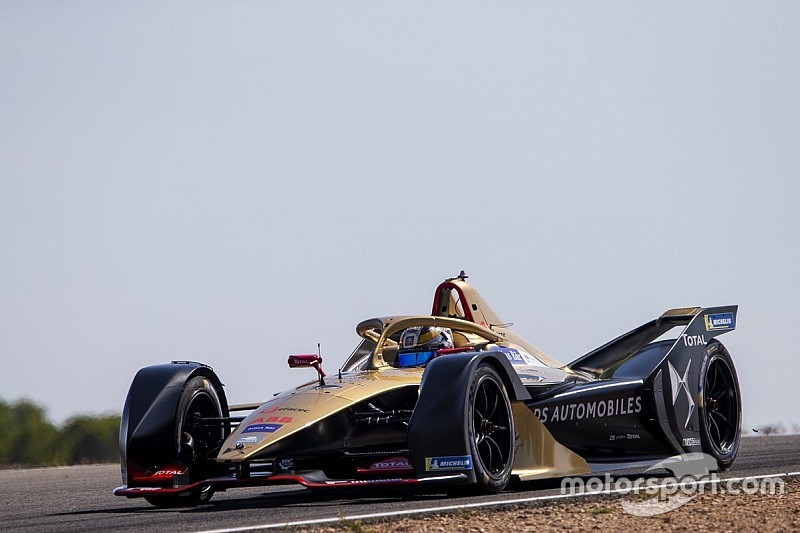 Techeetah reveals DS-powered Gen2 Formula E car