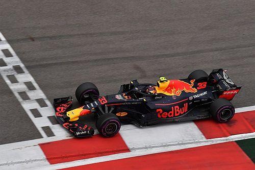 Verstappen: dall'ultima fila a quinto con un'altra rimonta entusiasmante
