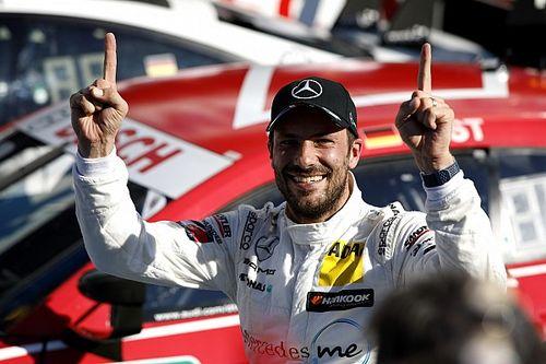 Champion Paffett: Wie er DTM-Boss Berger besänftigen will