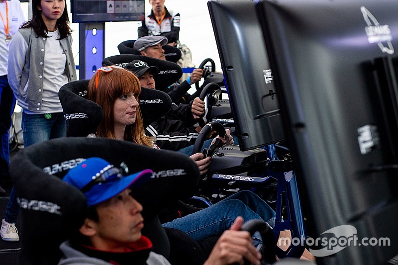 The Forza gamer who caused an Esports surprise
