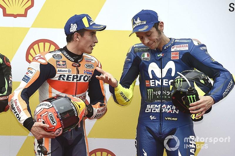"""Graziano Rossi: """"Valentino ist der einzige Pilot, der Marquez gefährden kann"""""""