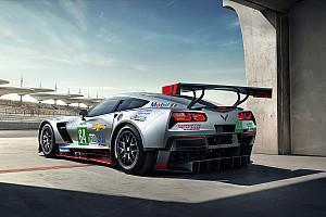 Corvette Racing показала ліврею Redline для етапу WEC у Шанхаї