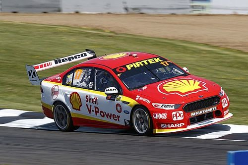 Pukekohe Supercars: McLaughlin takes pole on home soil