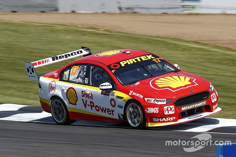 Pukekohe Supercars: McLaughlin takes pole on home soil