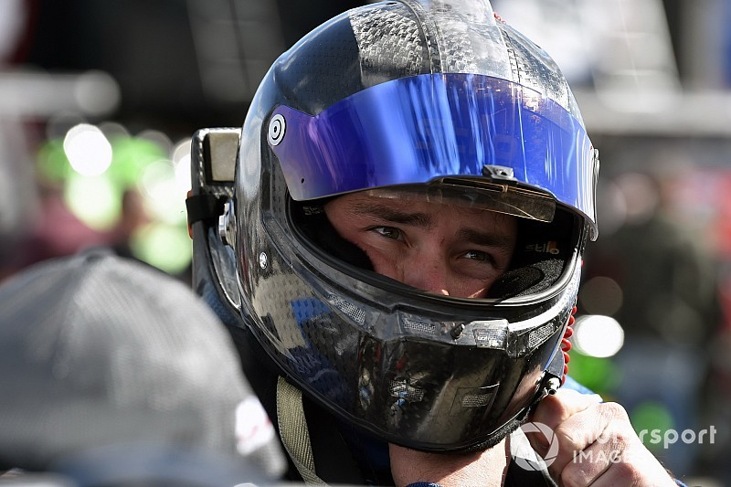 Reigning NASCAR Trucks champ Brett Moffitt finds new home