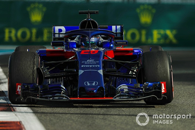 Hartley: Toro Rosson'un gerilemesi Honda'dan kaynaklanmıyor