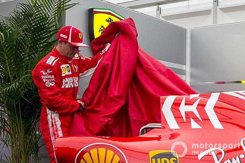"""Raikkonen: """"Ferrari puede ser competitiva, espero que no llueva"""""""