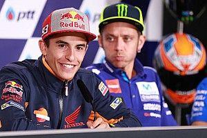 Rossi admite que seus recordes devem ser batidos por Márquez