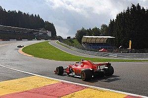 Vettel lidera los libres 1 del regreso de las vacaciones