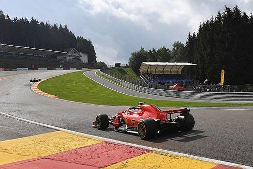 Spa, Libere 1: Vettel subito bene. Anche Verstappen davanti alle due Mercedes