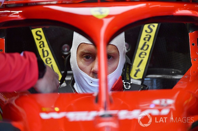 Ferrari subito in palla, per Mercedes dubbi sui consumi di gomma e benzina