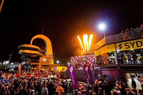 Four night races during Sydney Supercars swing