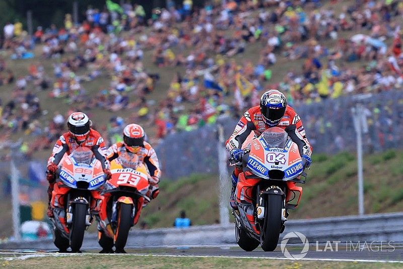 """Marquez didn't want to try """"crazy"""" move for win"""