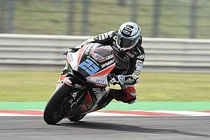 Moto2 Misano: Schrötter maakt opnieuw indruk met snelste tijd in opwarmsessie