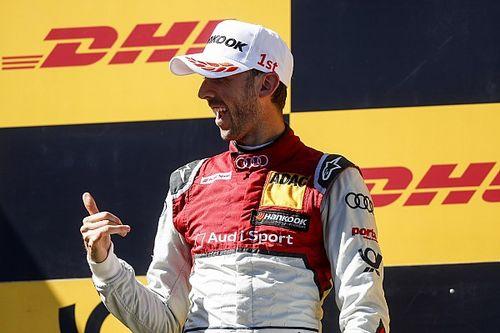 Раст стал сильнейшим в воскресной гонке DTM на «Нюрбургринге»