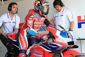 Marquez puji kinerja Bradl sebagai pembalap tes