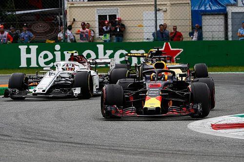 Daniel Ricciardo: Aufholjagd löst sich in Rauch auf