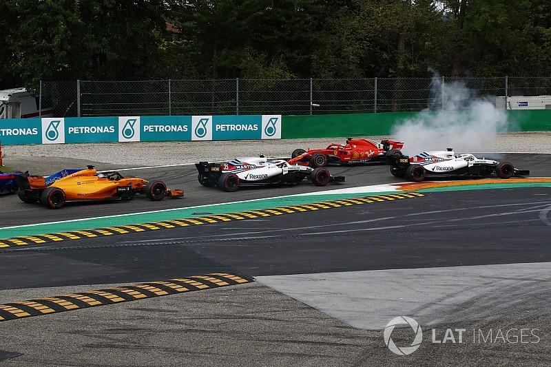 Vettel: Hamilton nem hagyott helyet, ironikus, hogy megpördültem