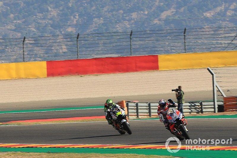 """Ducati iets beter dan Honda op Aragon"", denkt Crutchlow"