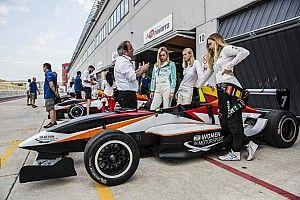 """Kristensen: avaliação de mulheres na FIA prova """"qualidade crescente"""""""