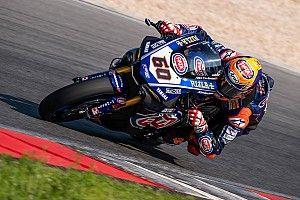 Il team Yamaha SBK a Portimao più agguerrito che mai
