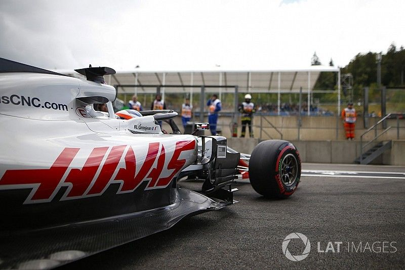 Haas drivers to run updated floor at Monza