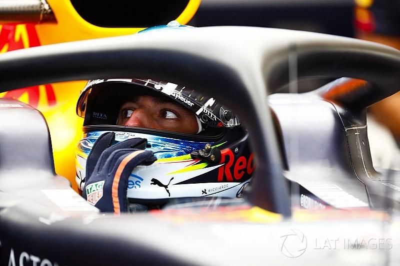 Red Bull: Ricciardo biztosan rajtbüntetést kap az Olasz Nagydíjon