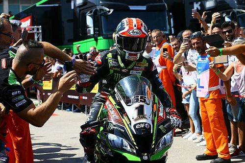 Superbike-WM in Portimao: Jonathan Rea macht das Doppel perfekt