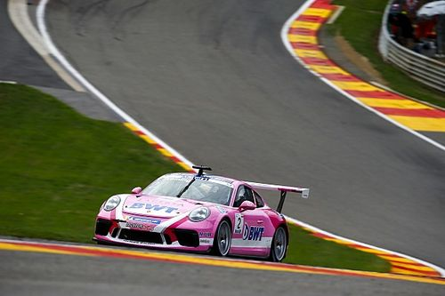 Thomas Preining conquista la terza pole stagionale a Spa-Francorchamps