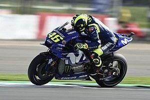 Képeken a MotoGP pénteki napja a Brit Nagydíjról