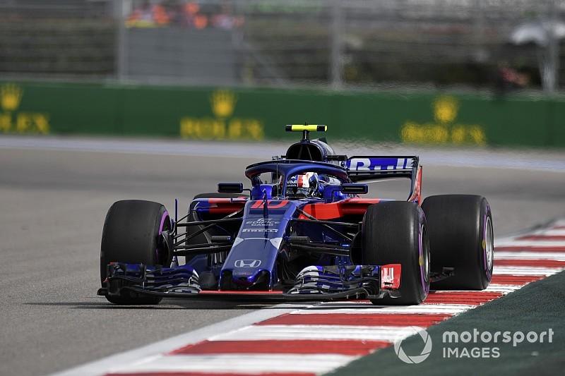Toro Rosso vervolgt weekend met vorige motorspecificatie