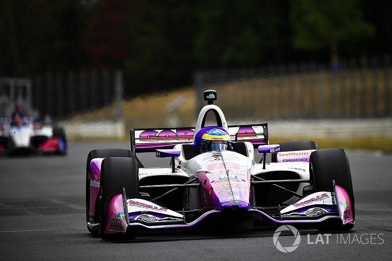 Portland IndyCar: Bourdais leads opening practice