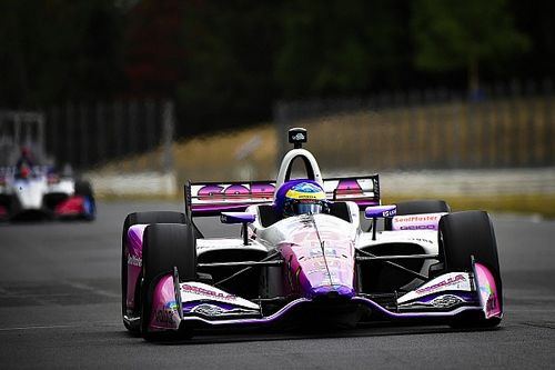 Portland IndyCar: Bourdais leads opening practice