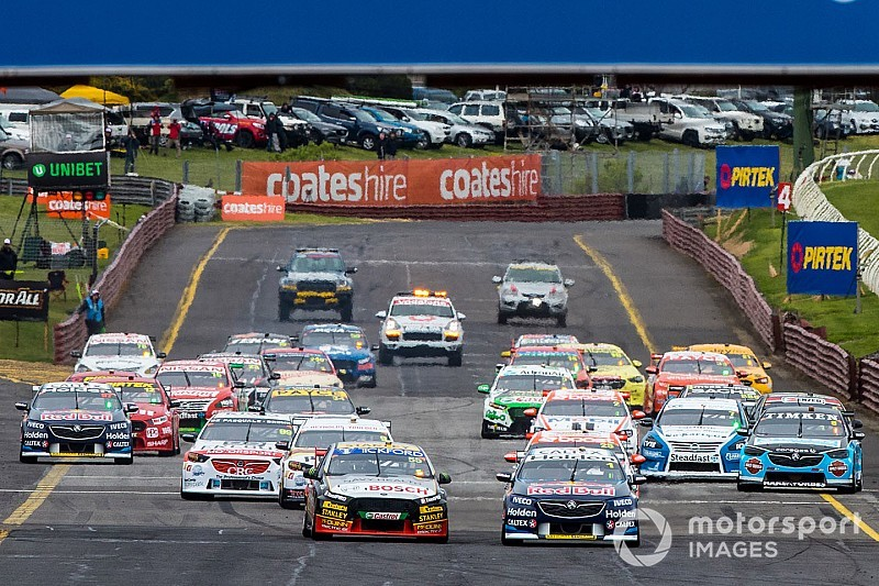 Supercars considered keeping Sandown 500 name alive