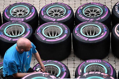 Los hiperblandos dominan la selección de neumáticos para el GP de México