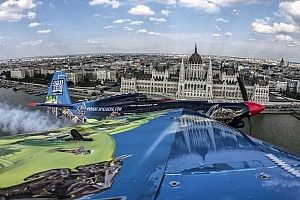 Júliusban lesz Budapesten a 2019-es Red Bull Air Race-futam