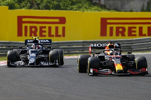 Gasly en 2022: Voyons d'abord ce qui se passe chez Red Bull