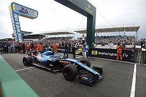 Alonso e l'Alpine fanno la storia con una F1 a Le Mans