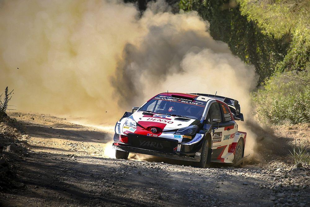 WRC, Rally Acropoli, PS7: Rovanpera stacca tutti