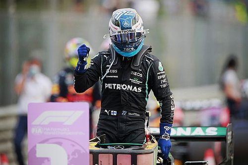 "Bottas confident of ""strong points"" at Monza despite grid drop"