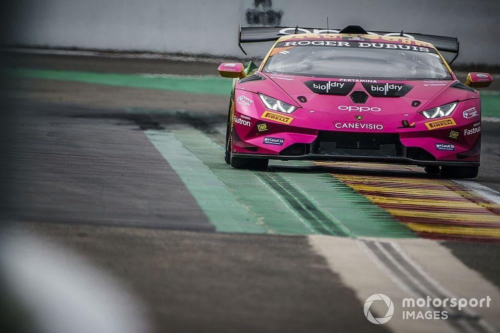 Lamborghini: Gilardoni-Pulcini tornano al trionfo in Gara 2 a Spa