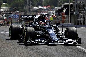 アルファタウリ・ホンダF1の角田裕毅、ルーキーシーズン前半戦は「予想外なことがたくさんあった」