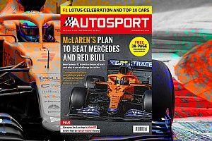 Magazine: McLaren's F1 resurgence, MotoGP Americas and WRC Finland