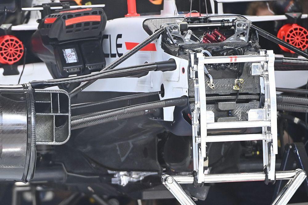 GALERÍA TÉCNICA: últimas fotos de los F1 a la vista