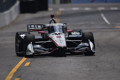 Newgarden to take six-place grid penalty on IMS road course