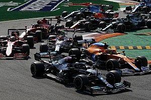 Положение в общем зачете Формулы 1 после Гран При Италии