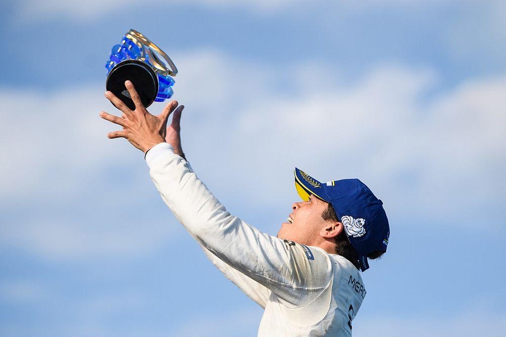 De Vries geeft toe: Formule 1 halen nog steeds de droom