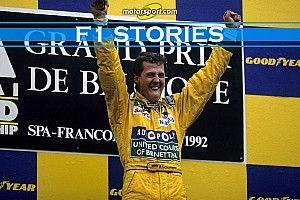 F1 Stories: Schumacher, re di Spa