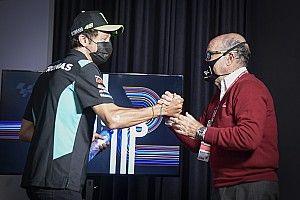 Carmelo Ezpeleta n'a pas tenté de retenir Valentino Rossi