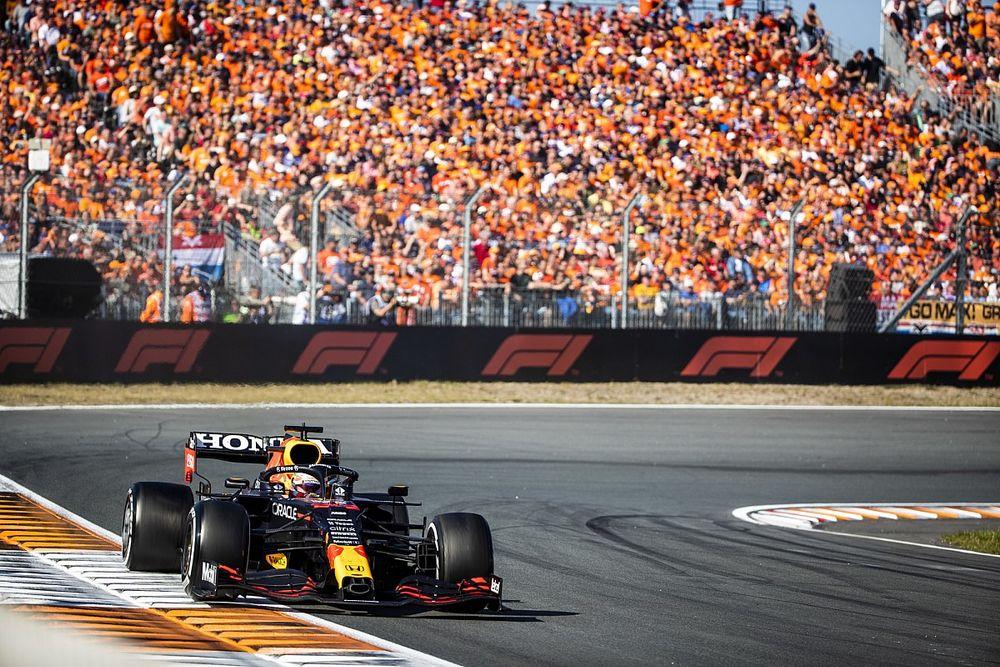 """Lammers enorm trots na Dutch GP: """"Het was overweldigend"""""""